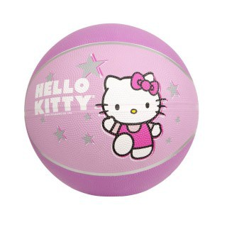 Hello Kitty Pink Basketball