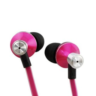 Pink Noise Cancelling Earbuds