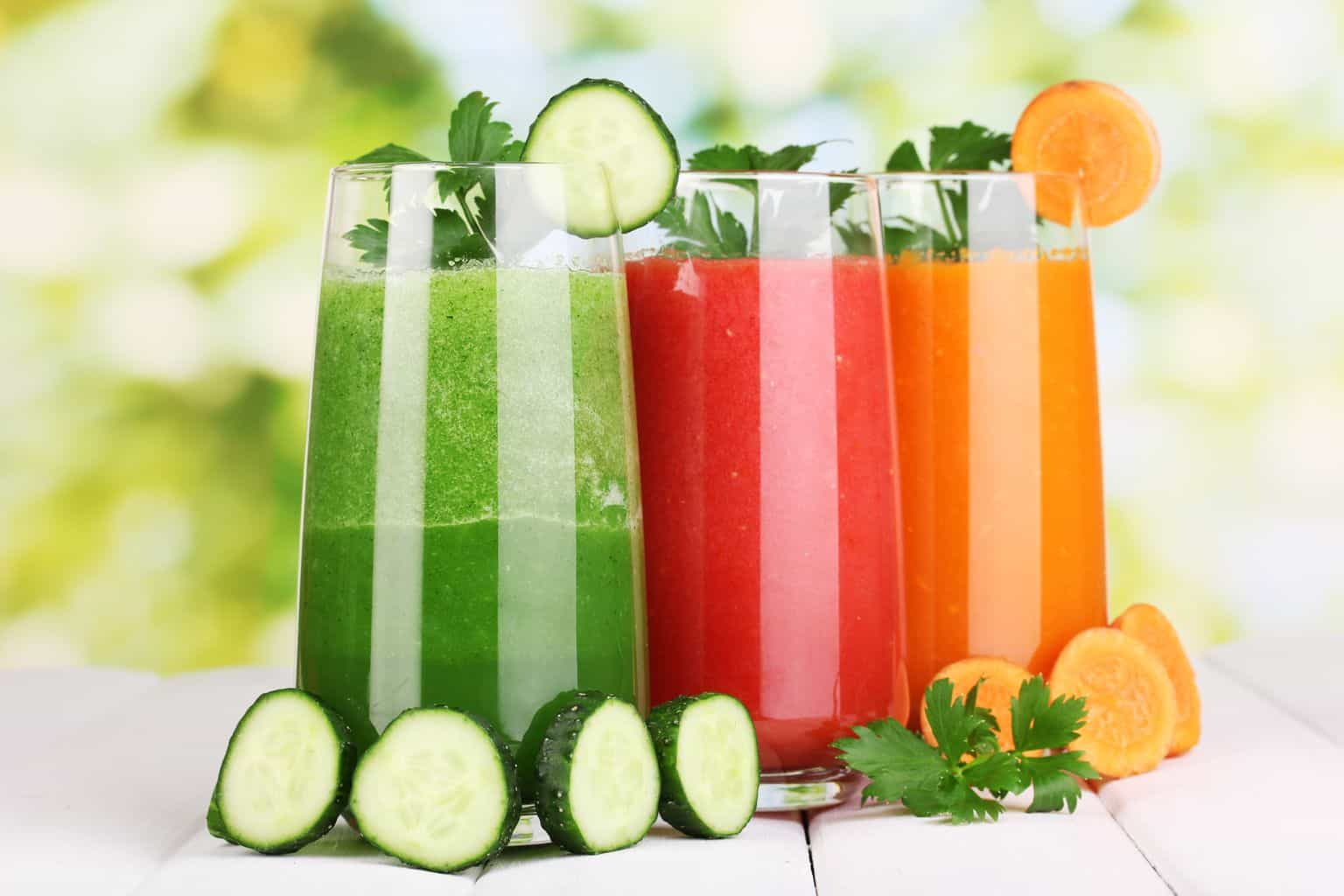 The Detox Craze: What's right for me? - Think Pink